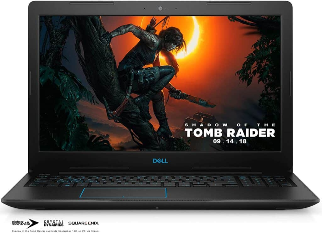 Dell Gaming Laptop G3579-5941BLK-PUS G3 15 3579