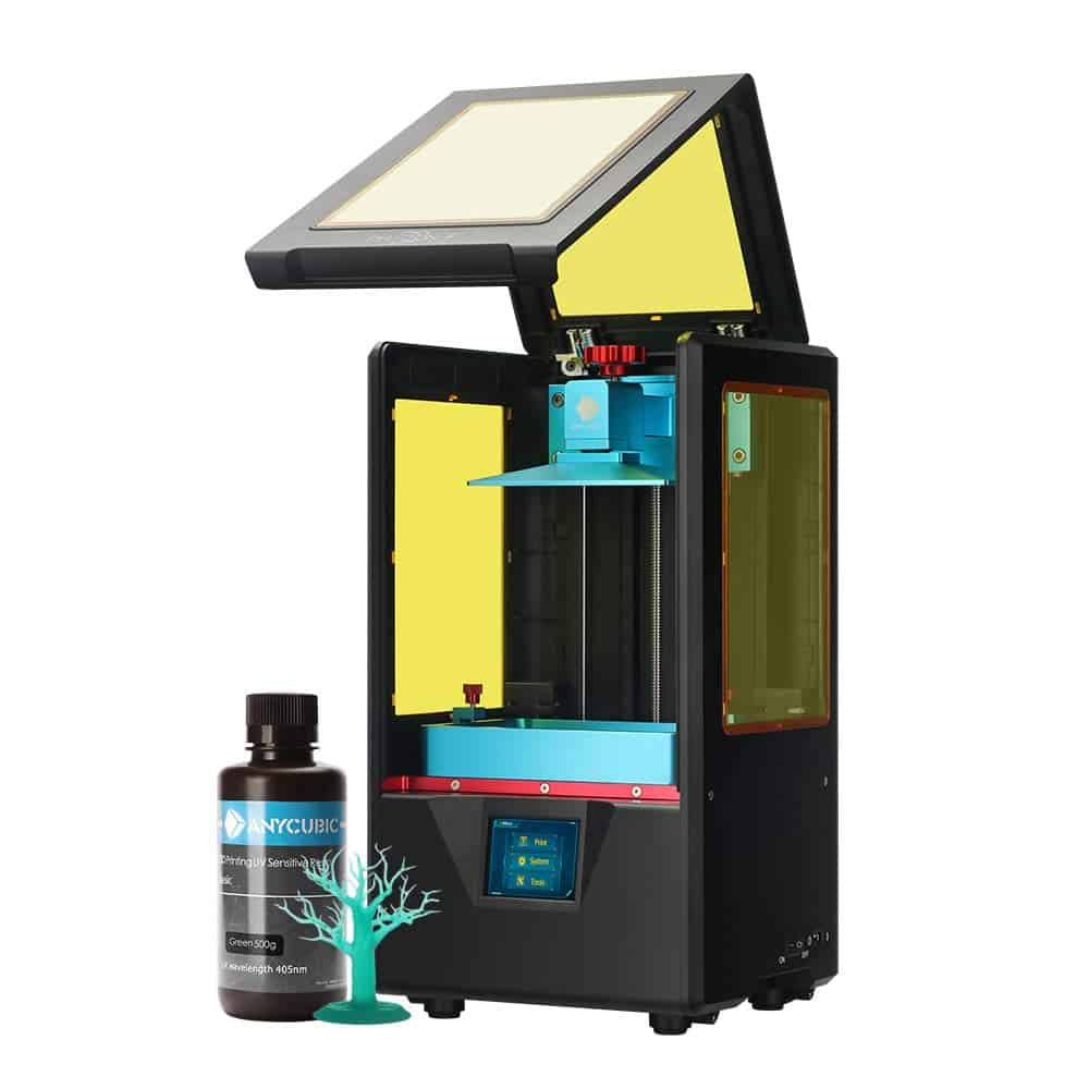 ANYCUBIC Photon S 3D Printer, UV LCD Resin Printer