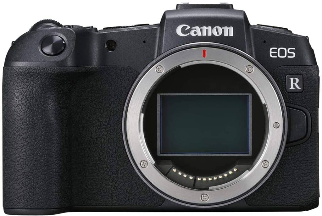 Canon EOS RP Full Frame Mirrorless Vlogging Portable Digital Camera