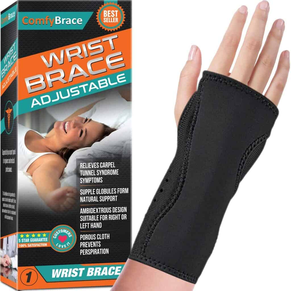 Night Wrist Sleep Support Brace