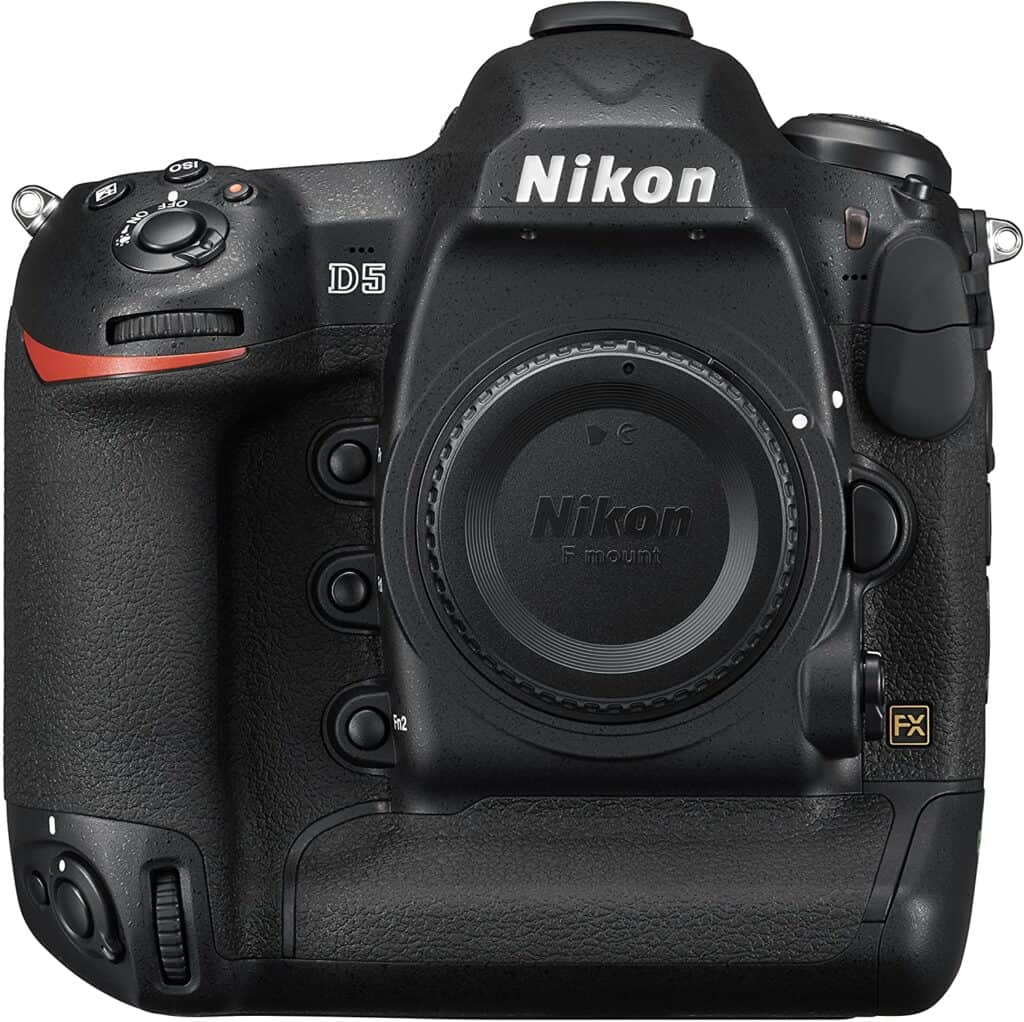 Nikon D5 DSLR 20.8 MP Point & Shoot Digital Camera