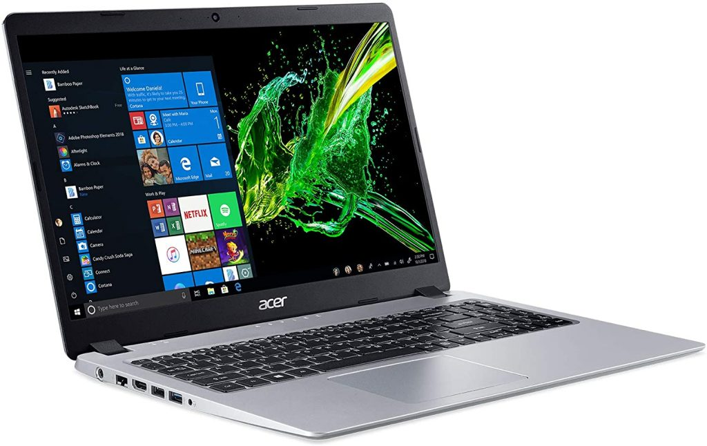 Acer Aspire 5 Slim Laptop aerospace engineering students