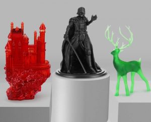 Best 3D Printer for Action Figures Reviews and Buying Guide 2020