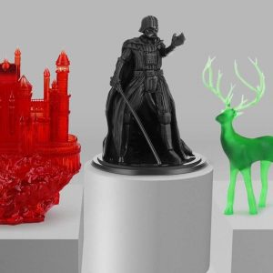 What are the Best 3D Printers to Make Action Figures?