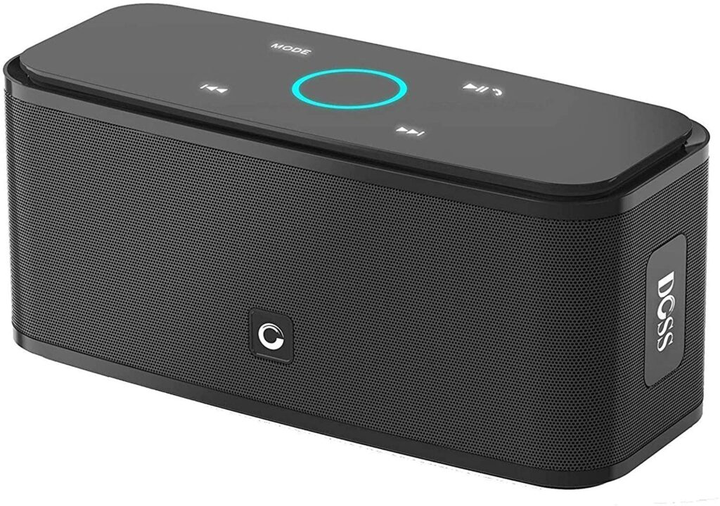 Doss Touch Wireless Bluetooth V4.0 Portable Speaker Review 2021
