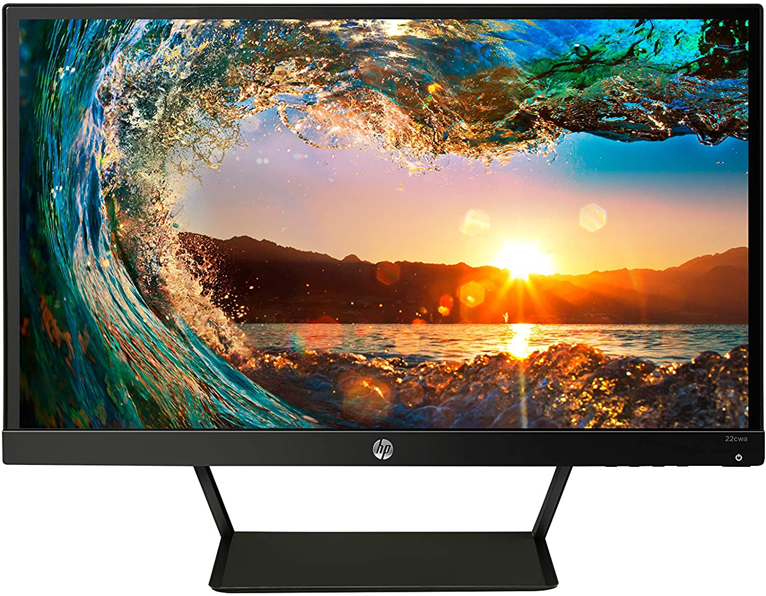 HP Pavilion 22cwa 21.5-Inch IPS Led Backlit Monitor Review