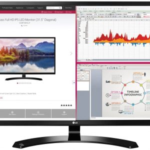 LG 32MA68HY-P 32-Inch IPS Monitor with Display Port and HDMI Inputs Review