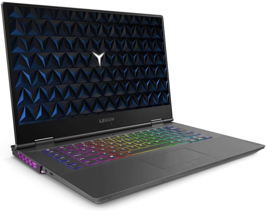 Lenovo Legion Y740-15IRH aerospace engineers laptop
